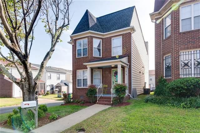 1413 Jacquelin Street, Richmond, VA 23220 (MLS #2028631) :: Treehouse Realty VA