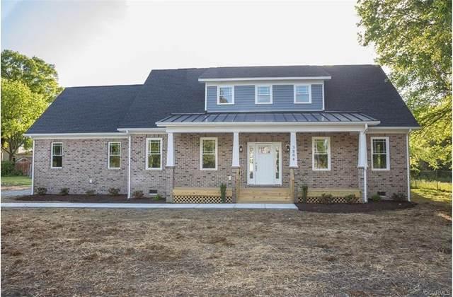 40 Alexandra Circle, Bumpass, VA 23024 (MLS #2028642) :: Treehouse Realty VA