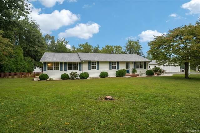 18378 Cannonball Lane, Milford, VA 22514 (MLS #2028645) :: Treehouse Realty VA