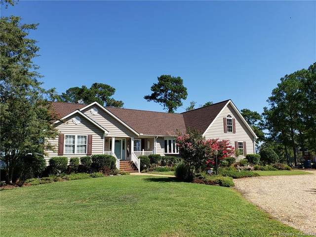 9939 Anchorage Lane, Gloucester, VA 23061 (MLS #2028658) :: Treehouse Realty VA
