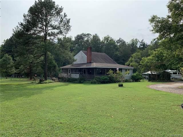 6610 Courthouse Road, Church Road, VA 23833 (MLS #2028675) :: Treehouse Realty VA