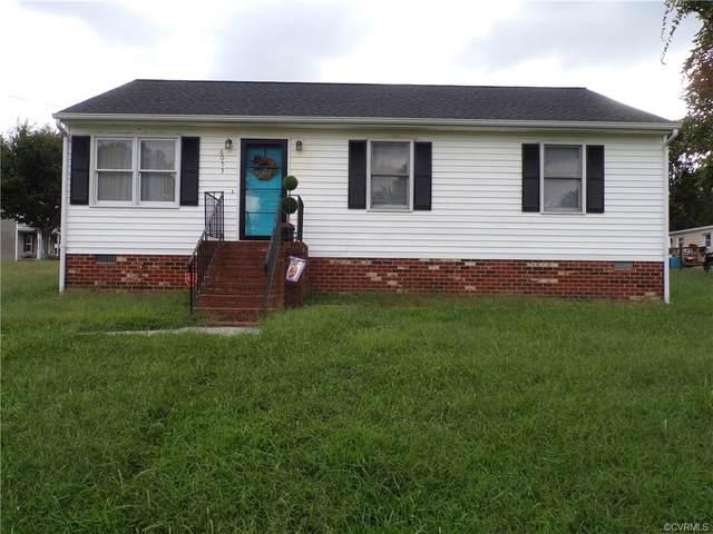 6053 Pine Street, Richmond, VA 23223 (MLS #2028679) :: Treehouse Realty VA