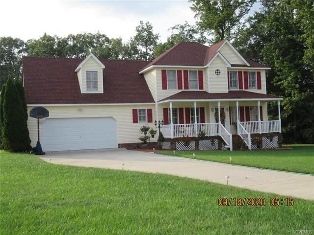 24532 Plantation Drive, North Dinwiddie, VA 23803 (MLS #2028681) :: Treehouse Realty VA