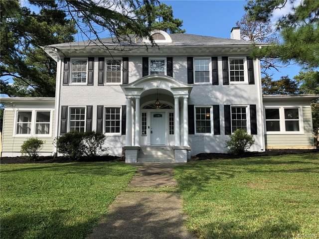 1717 S Sycamore Street, Petersburg, VA 23805 (MLS #2028703) :: Treehouse Realty VA