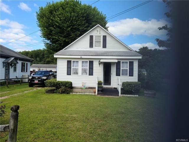 713 Cralle Avenue, Tappahannock, VA 22560 (MLS #2028728) :: Treehouse Realty VA