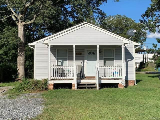 5818 Edgelawn Street, Henrico, VA 23231 (MLS #2028753) :: Treehouse Realty VA