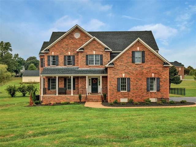 1860 Autumn Breeze Place, Oilville, VA 23129 (#2028762) :: The Bell Tower Real Estate Team