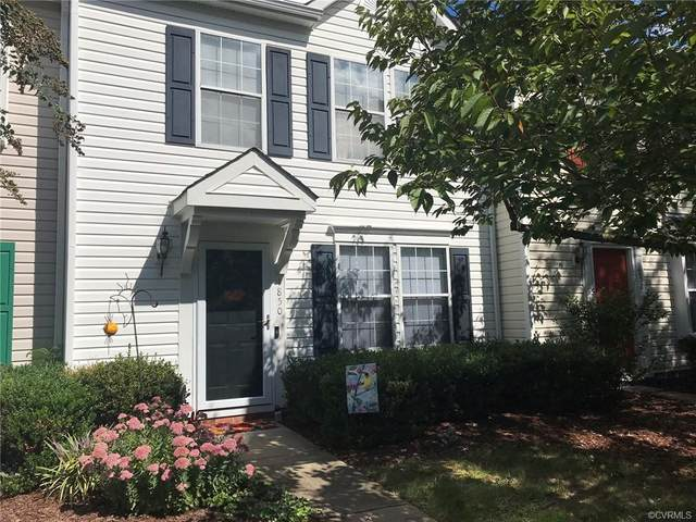 1850 Timberly Waye, Henrico, VA 23238 (MLS #2028763) :: EXIT First Realty