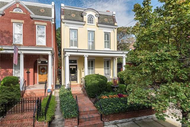 510 N Meadow Street, Richmond, VA 23220 (MLS #2028788) :: Small & Associates