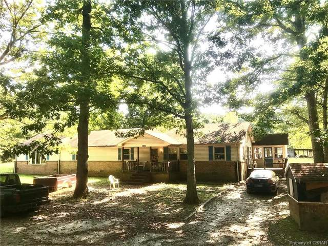 208 Boswell Lane, West Point, VA 23181 (MLS #2028805) :: Treehouse Realty VA