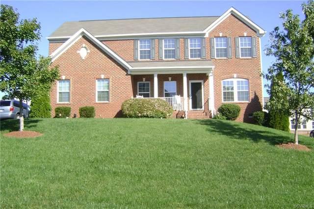 4308 Fox Trotter, Richmond, VA 23223 (MLS #2028827) :: Small & Associates
