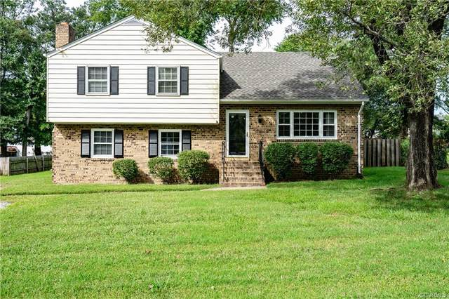 7812 Wistar Village Drive, Henrico, VA 23228 (MLS #2028870) :: EXIT First Realty