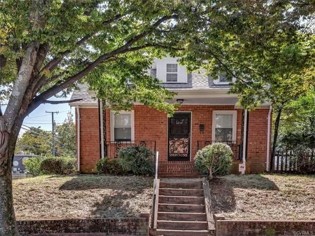 1801 Lakeview Avenue, Richmond, VA 23220 (MLS #2028875) :: Treehouse Realty VA