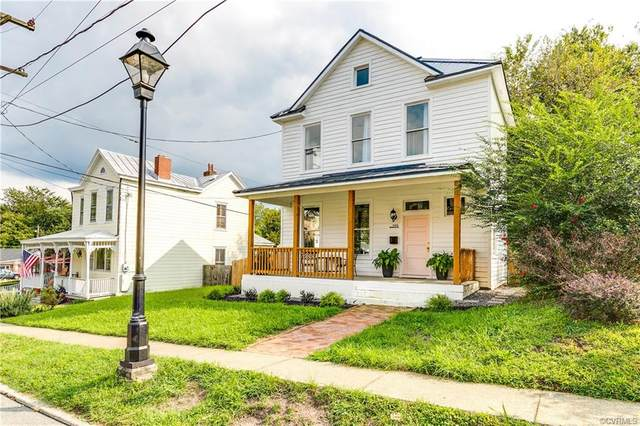 205 Poe Street, Richmond, VA 23222 (MLS #2028881) :: EXIT First Realty
