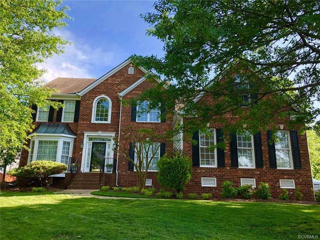 12319 Bridgehead Place, Glen Allen, VA 23059 (MLS #2028891) :: EXIT First Realty