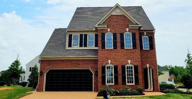 6704 Donahue Drive, Glen Allen, VA 23059 (MLS #2028922) :: Treehouse Realty VA