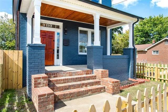 1110 N 30th Street, Richmond, VA 23223 (MLS #2028925) :: Treehouse Realty VA