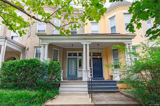 1621 W Grace Street, Richmond, VA 23220 (MLS #2028951) :: Treehouse Realty VA