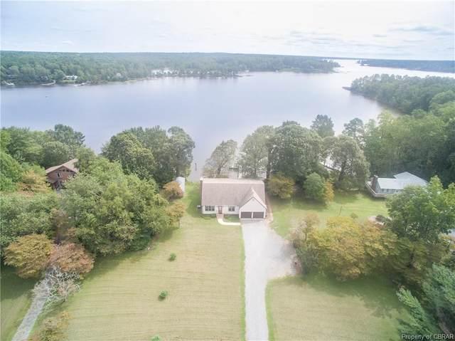 265 Bayview Drive, Lancaster, VA 22503 (MLS #2028954) :: Treehouse Realty VA