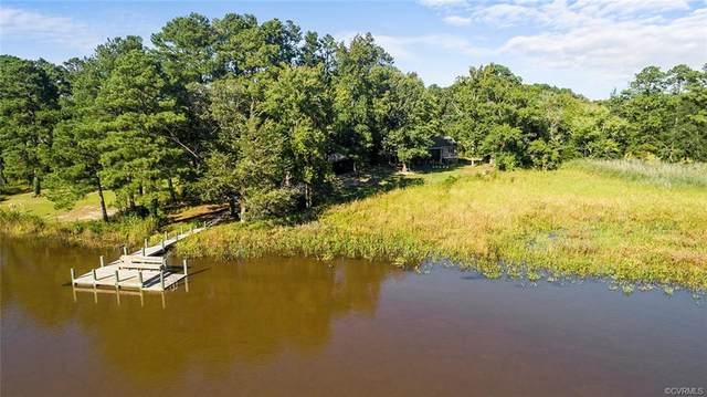 25268 Tidewater Trail, Tappahannock, VA 22560 (MLS #2028967) :: Treehouse Realty VA