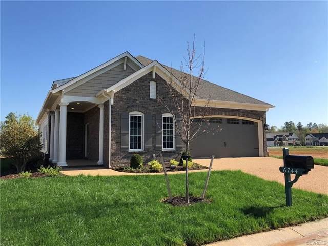 12405 Donahue Road, Glen Allen, VA 23059 (MLS #2028990) :: Treehouse Realty VA