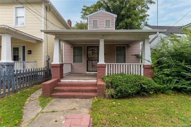 1909 Maury Street, Richmond, VA 23224 (MLS #2029010) :: Treehouse Realty VA