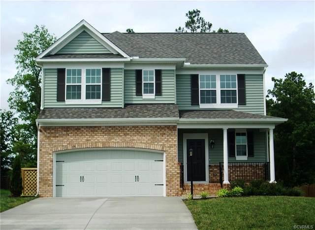 9260 Crowell Street, Mechanicsville, VA 23116 (MLS #2029011) :: The Redux Group