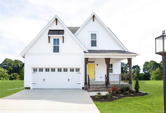 9264 Crowell Street, Mechanicsville, VA 23116 (MLS #2029019) :: The Redux Group