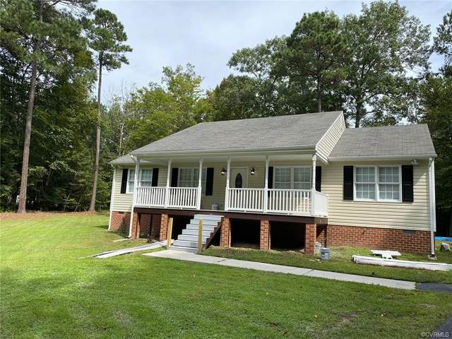 7240 Old Town Road, Prince George, VA 23875 (MLS #2029038) :: Treehouse Realty VA