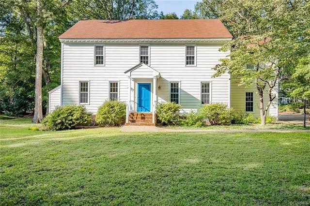 12229 Framar Drive, Midlothian, VA 23113 (MLS #2029044) :: Treehouse Realty VA