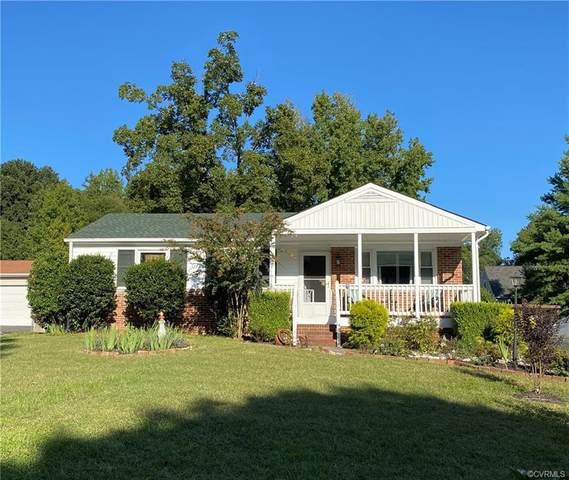 7403 Griffin Avenue, Richmond, VA 23227 (MLS #2029051) :: Small & Associates