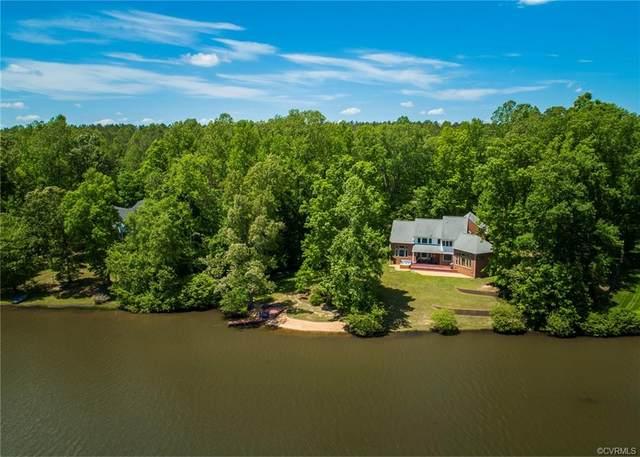 1612 Wildwood Shores Drive, Powhatan, VA 23139 (MLS #2029066) :: Treehouse Realty VA