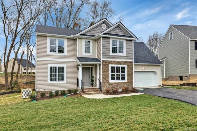 5712 Reedy Springs Drive, North Chesterfield, VA 23237 (MLS #2029096) :: Treehouse Realty VA