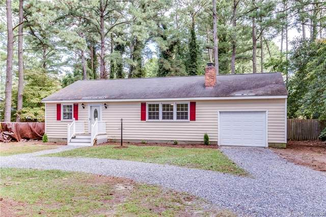 8331 Circle Drive, Hayes, VA 23072 (MLS #2029097) :: Treehouse Realty VA