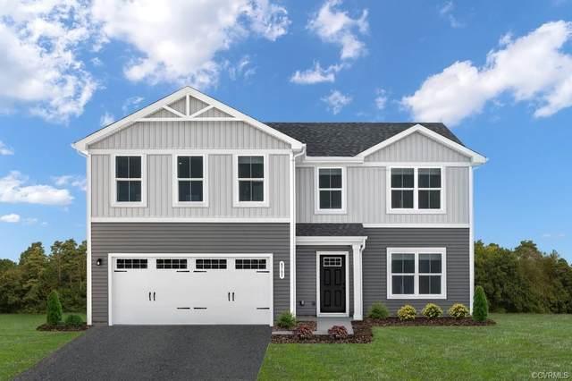 6810 Oakfork Loop, New Kent, VA 23124 (MLS #2029147) :: Treehouse Realty VA