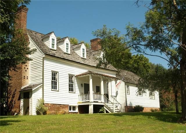 11221 Carriage Road, Providence Forge, VA 23140 (MLS #2029154) :: Treehouse Realty VA