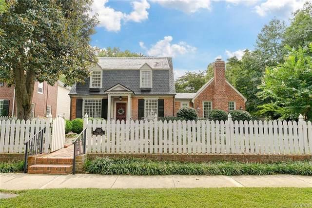 4313 Stuart Avenue, Richmond, VA 23221 (MLS #2029162) :: Treehouse Realty VA