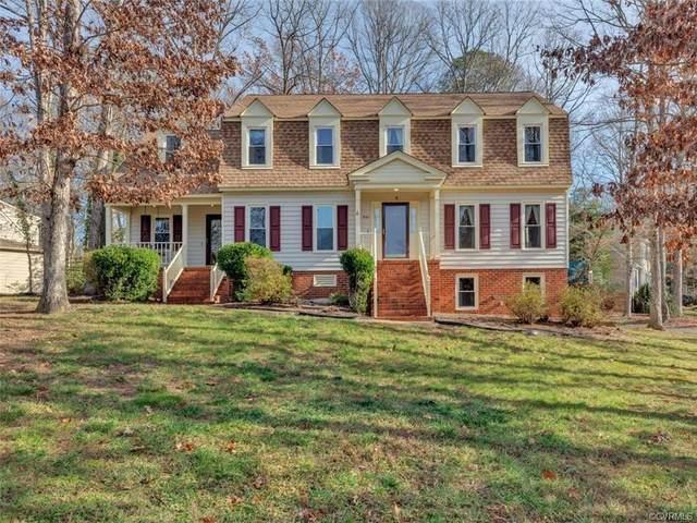 201 Farnham Drive, Midlothian, VA 23236 (MLS #2029166) :: Treehouse Realty VA