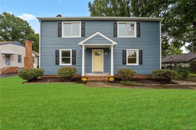 7914 Capistrano Drive, Richmond, VA 23227 (MLS #2029189) :: EXIT First Realty
