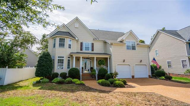 103 Clipper Court, Williamsburg, VA 23185 (MLS #2029202) :: EXIT First Realty