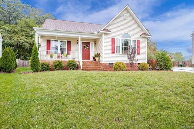 7209 Harver Way, Mechanicsville, VA 23111 (MLS #2029203) :: Treehouse Realty VA