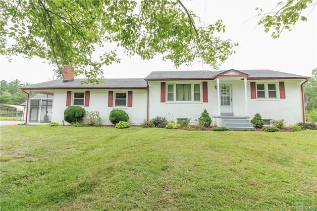 11100 Cosby Mill Road, Quinton, VA 23141 (MLS #2029214) :: Treehouse Realty VA