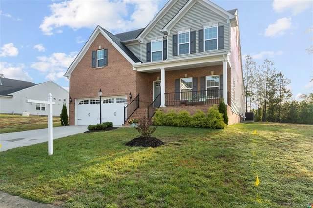 7803 Sedge Drive, New Kent, VA 23124 (MLS #2029216) :: Treehouse Realty VA