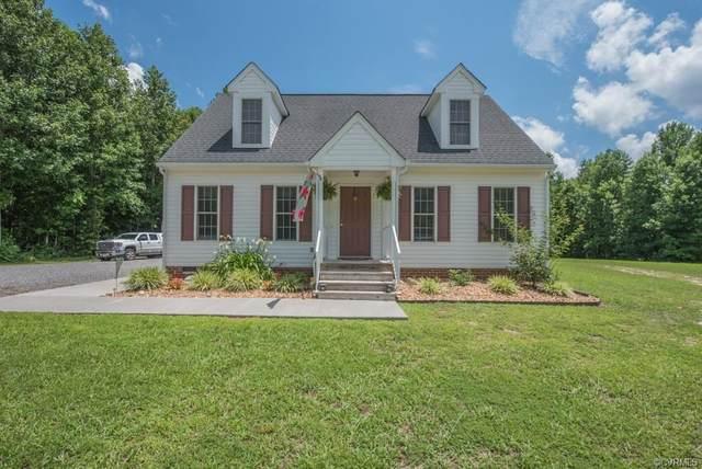 12017 Cattail Road, New Kent, VA 23124 (MLS #2029227) :: Treehouse Realty VA
