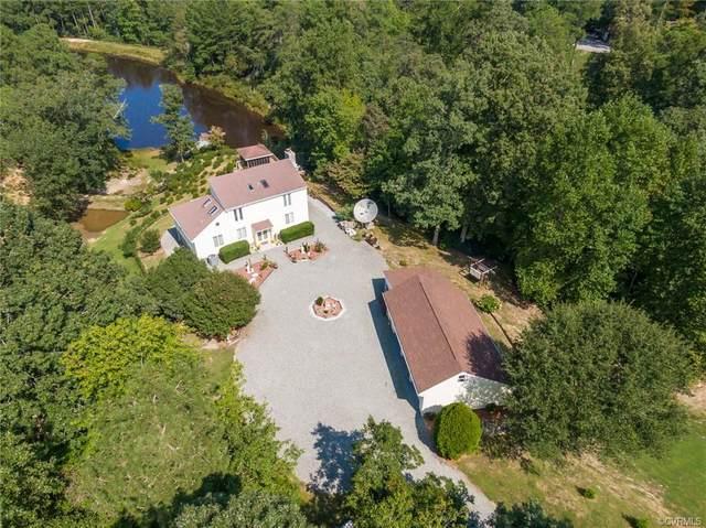 138 Fern Road, Lancaster, VA 22503 (MLS #2029232) :: Treehouse Realty VA