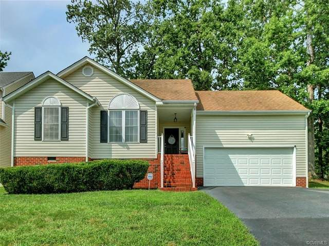 7724 Shady Banks Terrace, Chesterfield, VA 23832 (MLS #2029237) :: Blake and Ali Poore Team