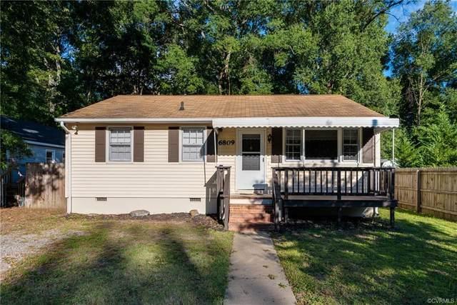 6809 Cloverdale Street, Henrico, VA 23228 (MLS #2029273) :: Treehouse Realty VA