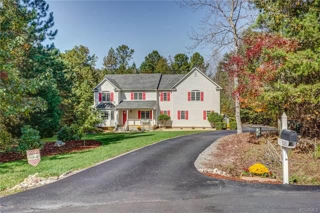 3020 Stone Castle Lane, Sandy Hook, VA 23153 (MLS #2029317) :: Treehouse Realty VA