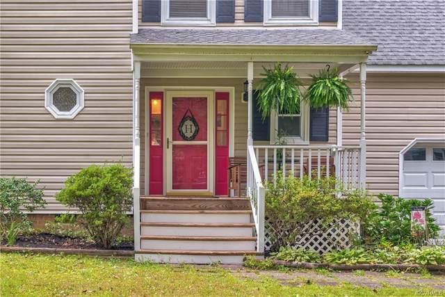 5940 Hingham Drive, New Kent, VA 23124 (MLS #2029325) :: Treehouse Realty VA