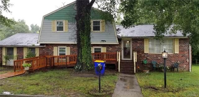 900 Perrymont Road, Hopewell, VA 23860 (MLS #2029330) :: Treehouse Realty VA